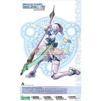 Phantasy Star Online Blue Burst Episode IV RAcaseal Whitill Ver.APSY